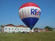 Balloon rides over Easter