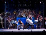 Stomp come back to Milan