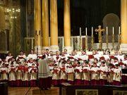 Westminster Cathedral Choir sings in Milan