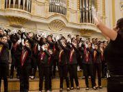Venezuela's National Child Symphony performs at La Scala