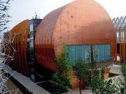 Expo Milano 2015 impounds Hungarian pavilion