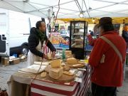 New farmers' market for Milan