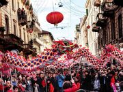 Milan's Chinese to greet year of the monkey
