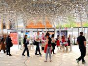 UK Expo Milan 2015 pavilion's hive to go to Kew Gardens