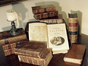 Precious antique books on view in Milan