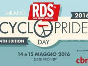 4th Cyclopride days in Milan