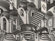 Escher at Milan's Royal Palace