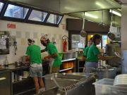 Vegans hold festival near Milan
