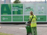 Milan European champion for waste management