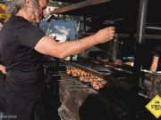 Street food festival in Milan