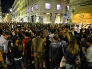 Vogue Fashion's Night Out 8th edition in Milan