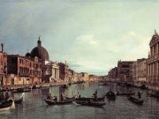 Canaletto e Bellotto exhibit in Milan