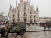 Milan mayor requests help from Rome on crime