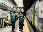Trenord experiments with armed guards