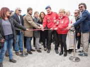 City Angels opens village for Milan homeless