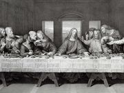 Milan exhibits pictorial history of Leonardo's 'Last Supper'