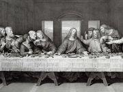 Milan exhibits pictorial history of Leonardo's 'Last Supper'