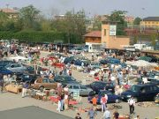 Car-boot sale for Liberation Day