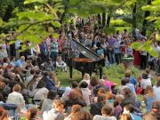 Milano becomes Piano City for a weekend