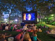 Open-air movies return to Milan