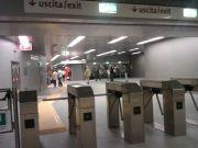 Extra checks on Milan's metro