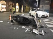 Milan province second in Italy for traffic accidents