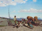 Macchiaioli works on show in Milan