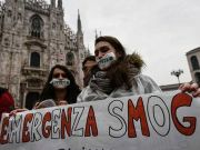 Pollution brings traffic restrictions in Milan and Lombardy
