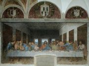 Leonardo's Last Supper open for view in Milan
