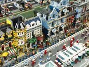 City Booming Milan with 7 million Lego bricks