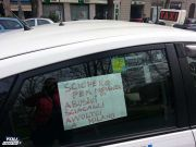Milan taxis support nation-wide strike call