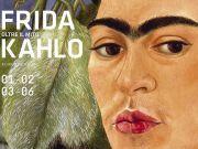 Frida Kahlo exhibit at Milan's MUDEC
