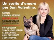 Milan photographer offers free portraits – with pets