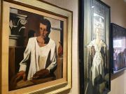Milan exhibition explores fascist-era art
