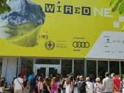 Wired Next Fest in Milan this week