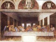 Milan names tram, metro stop for Leonardo's Last Supper