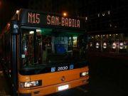 Milan urban transport on reduced summer timetable