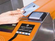 Milan introduces contactless swipes on metro