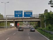 "Milan-Meda highway bridge ""in no danger"""