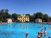 Swimming pools in Milan