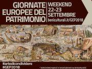 European Heritage Days 2018 in Milan
