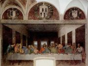 Leonardo's Last Supper gets new air conditioning system