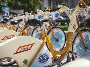 Milan's BikeMI celebrates 10 years of success