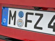First fine levied in Milan for foreign number-plates