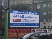 Milan drivers brace for closing of Area B