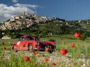 The Mille Miglia car race