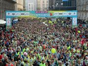 Milan gears up for Stramilano marathon