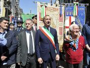 Milan celebrates Liberation Day on 25 April