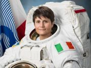 Italy's Samantha Cristoforetti to be first European woman to command International Space Station