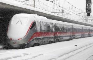 First snow in Milan – claim compensation for cancelled trains